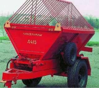 Пескоразбрасыватель Л-415 к трактору МТЗ