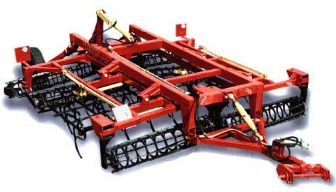 Агрегат комбинированный почвообрабатывающий АКШ-3,6