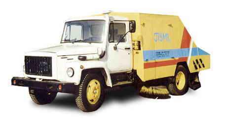 ПУМ -1 на базе ГАЗ -3309
