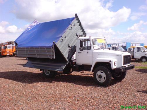 ГАЗ-САЗ-3507-01