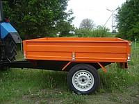 Прицеп тракторный одноосный – 1500 (ПТО -1500)