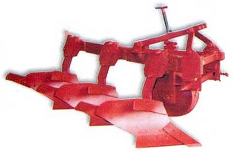 Плуг 3-х корпусной ПНЛ-3-35 навесной к тракторам БЕЛАРУС-80/82