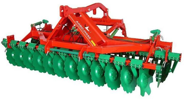 Почвообрабатывающий агрегат ВТ 4,0 R гидравлически складываемая рама