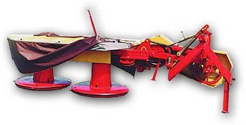 Косилка 2-роторная навесная Л-501-01