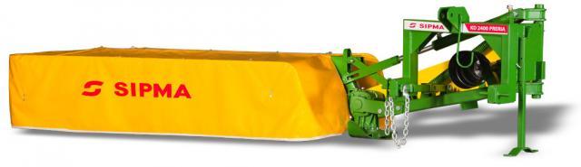 Дисковые косилки PRERIA с нижним приводом Z-183, Z-184, Z-184/1