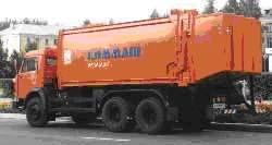 Машина мусоровозная КО-440-5
