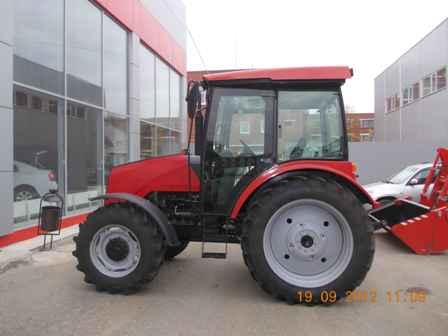 Трактор СМТ – 80