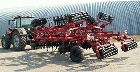 Агрегат для минимальной обработки почвы АКМ-6